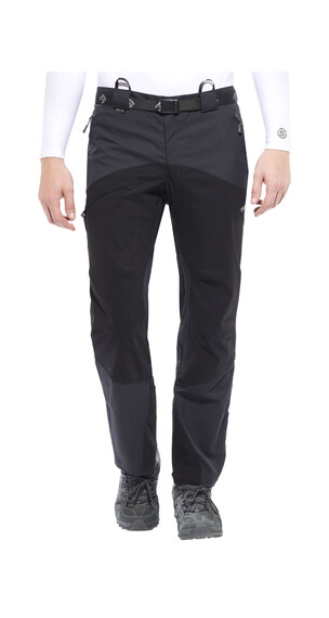 Directalpine Mountainer Pants short Men Black/Black